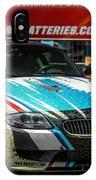 Bmw Z4 E86 Art Car IPhone Case