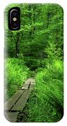 Boardwalk On The Ma At 2 IPhone Case