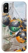 Boat Bumpers IPhone Case