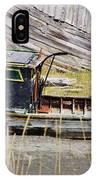 Boat N Buoys IPhone Case
