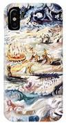 Boat Pilgrimage IPhone Case