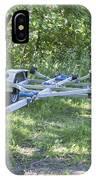Boat Trailer IPhone Case