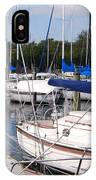 Boats And Boats IPhone Case