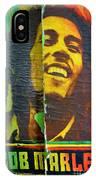 Bob Marley Door At Pickles Usvi IPhone Case