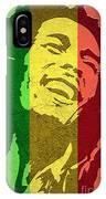 Bob Marley I IPhone Case