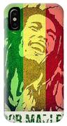 Bob Marley II IPhone Case