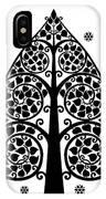 Bodhi Tree_v-7 IPhone Case