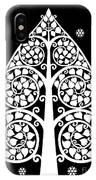 Bodhi Tree_v-8 IPhone Case