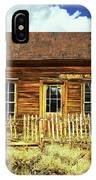 Bodie Cottage IPhone Case
