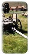 Bodie Wagon IPhone Case