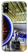 Boeing 787 Exterior IPhone Case