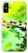 Boganwel IPhone Case