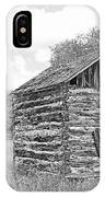 Bohls Cabins At Bee Cave V I IPhone Case
