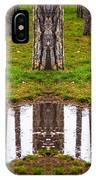 bois de Boulogne, Paris IPhone Case