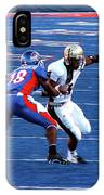 Boise State Great Gerald Alexander IPhone Case