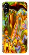 Boisterous Bellows Of Colors IPhone Case
