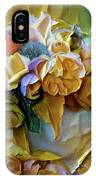 Bold Bouquet IPhone Case