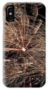 Bold Burst #0711 IPhone X Case