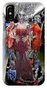 Bold Mannequins Fashion Display In Palma Majorca Spain IPhone Case