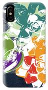 Bold Succulents 1- Art By Linda Woods IPhone Case