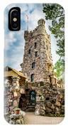 Boldt Castle Playhouse IPhone Case