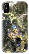 Bolivian Andes From Space IPhone Case