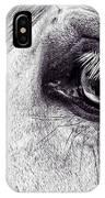 Bonbon's Eye IPhone Case