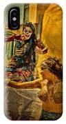 Bones In Hot Pursuit IPhone Case
