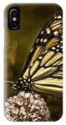 Boneyard Butterfly IPhone Case