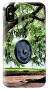 Bonggggg Rip Van Winkle Gardens Paint  IPhone Case