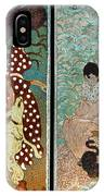 Bonnard: Women, 1891 IPhone Case