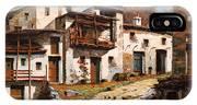 Borgo Di Montagna IPhone Case