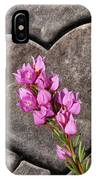 Boronia Love IPhone Case