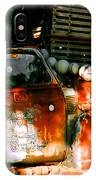 B.o.'s Fish Wagon In Key West IPhone Case