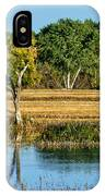 Bosque Del Apache - New Mexico IPhone Case