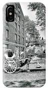 Boston Buggy IPhone Case