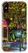Boston Harbor Hotel 2363 IPhone Case