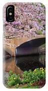 Boston Ma Spring Tree On The Charles River Esplanade Boston Ma IPhone Case