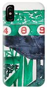 Boston Retired Numbers IPhone Case