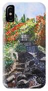 Botanic Garden Merano 1 IPhone Case