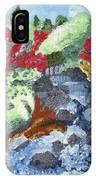 Botanic Garden Merano 2 IPhone Case