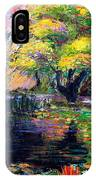 Botanical Garden In Lund Sweden IPhone Case