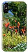 Botanical Garden IPhone Case
