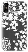 Botanicals Grey IPhone Case