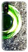 Bottle On The Street IPhone Case