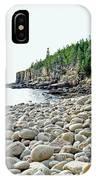 Boulder Beach IPhone Case