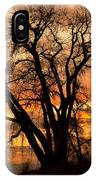 Boulder  County Sunset IPhone Case