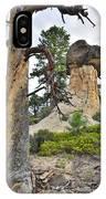 Boulder Mountain IPhone Case