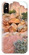 Boulder-notom Color IPhone Case
