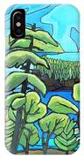 Boundary Waters IPhone Case